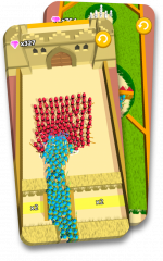 Castle raid phone
